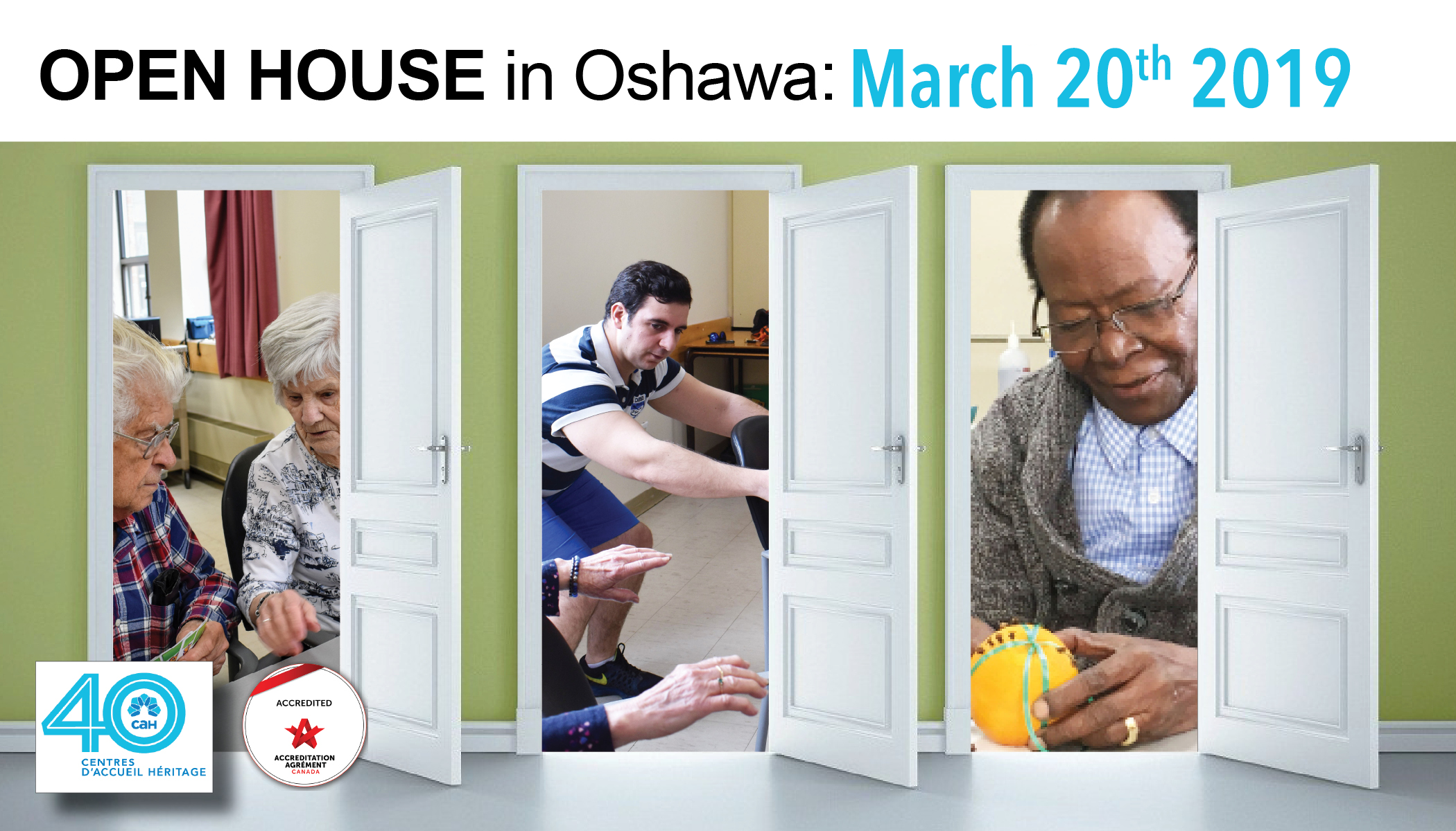 Open House (Adult Day Program Oshawa)